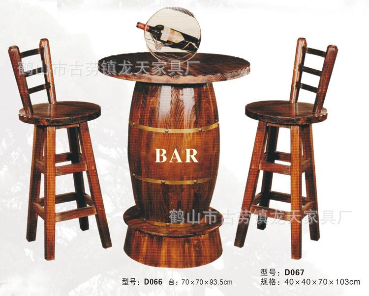 椅,休闲吧椅,园林桌椅,炭烧木家具 -价格,厂家,图片,桌类,