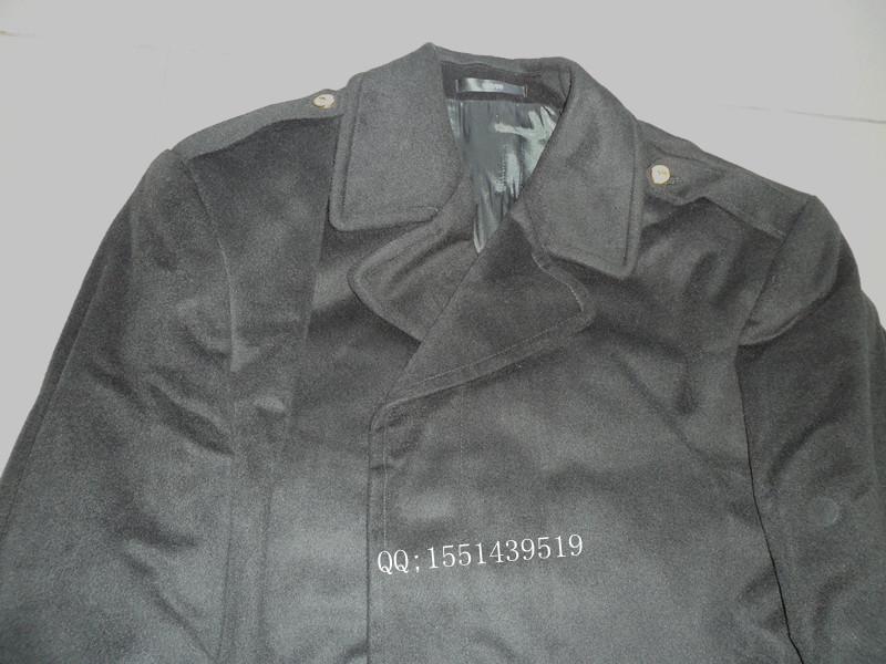 07羊绒大衣07尉官大衣07军官常服大衣 -男式风衣 大衣 中国黄页图片