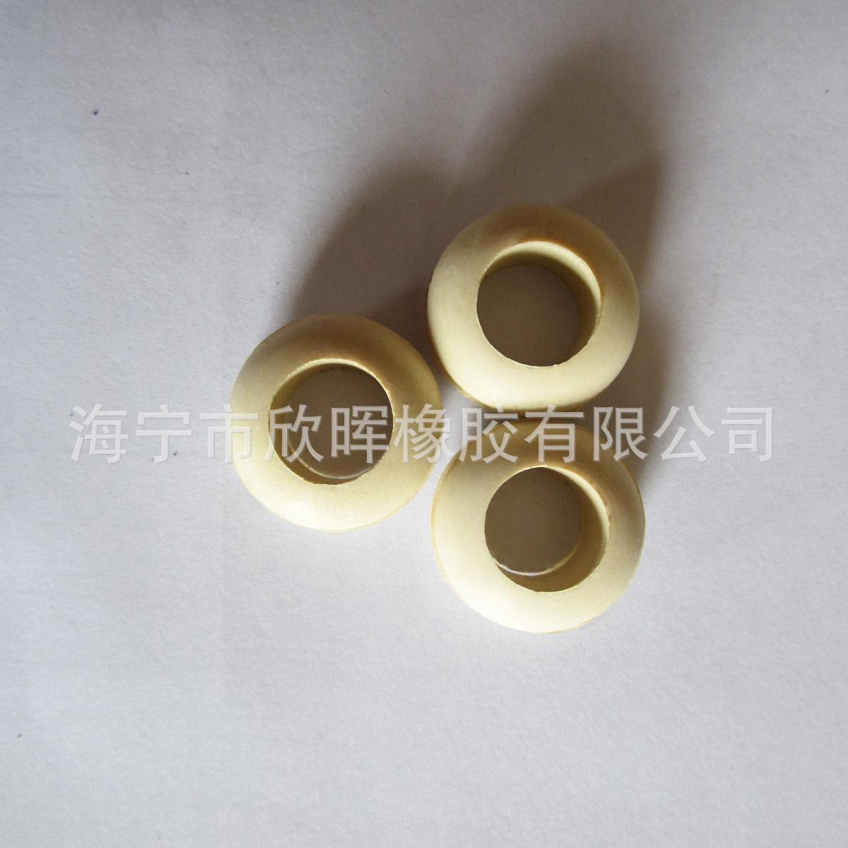 阻燃环保硅橡胶单双面电源线白色出线圈 电机配电箱线缆护