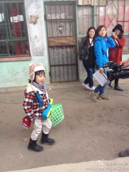 【爸爸去哪儿林志颖儿子kimi同款帽子小耳朵雷