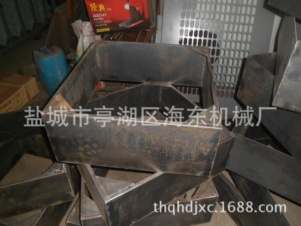 铸造模具喷塑加工镀硬铬大件板金加工图片_7