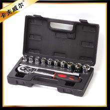卡夫威尔 六角套筒汽修工具组 12.5mm系列套筒扳手组套 SS012A03
