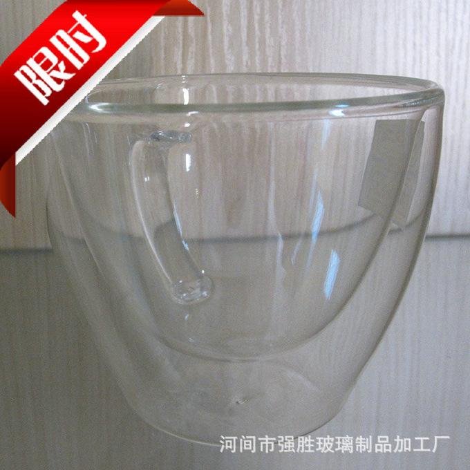 【十一特价】 玻璃茶器 双层杯茶具 一屋窑玻璃茶具 双层杯玻璃图片_5