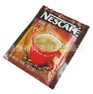 雀巢原味咖啡 (42 6 )袋装 /雀巢咖啡1 2 条装哦