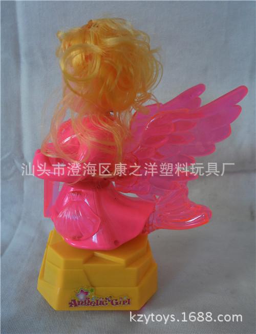 电动美人鱼 万向发光音乐玩具 玩具车 闪光玩具 电动玩具 -价格,高清图片