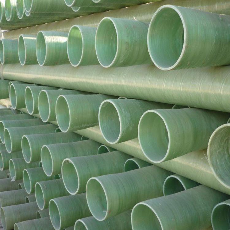 【威瑞环保 玻璃钢夹砂管 轻质、高强、高刚度