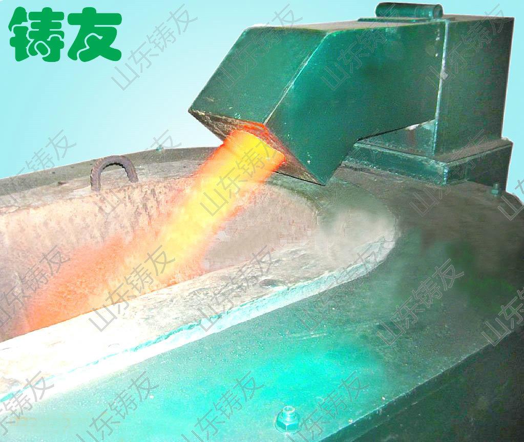 节能***熔铝小型反射炉 铸铁坩埚反射炉 熔化快金属回收率
