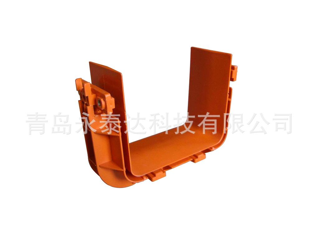 专业生产ABS光纤槽中间接头-青岛ABS光纤槽|尾纤槽|塑料光
