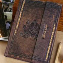 供应 进口 日记本 作业本批发 创意日记本 暮光之城 复古笔记本