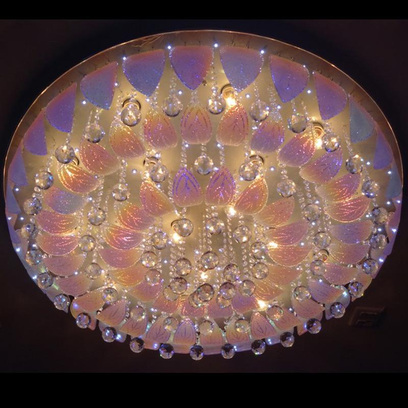 晶平板灯饰灯客厅灯低压图纸独家v平板造工精3、饭厅最高级暗黑宝石图片
