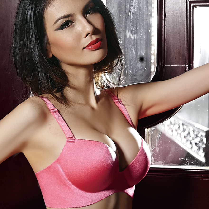 Smooth a new fashion sexy girls underwear Bra Seamless Ultra Pur