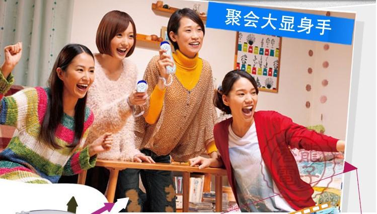 【后厨徐冰正品小霸王32位电视互动机体感游
