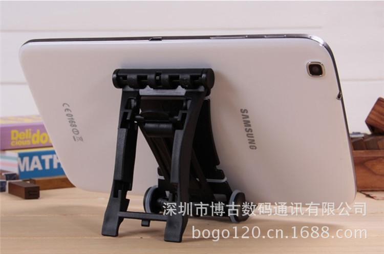 【平板电脑短号创意支架iPhone5苹果2手机支好友苹果小米怎么添加手机图片