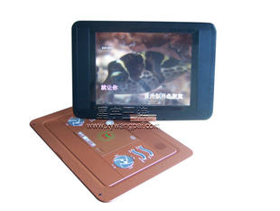 Backgammon Technology Portable DVD EVD 16 inch TV's latest ... support RMVB 168
