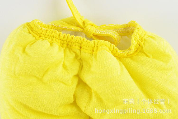 发 0 3个月婴儿包脚棉裤 新生儿棉裤宝宝包脚棉裤秋冬连脚裤 -价