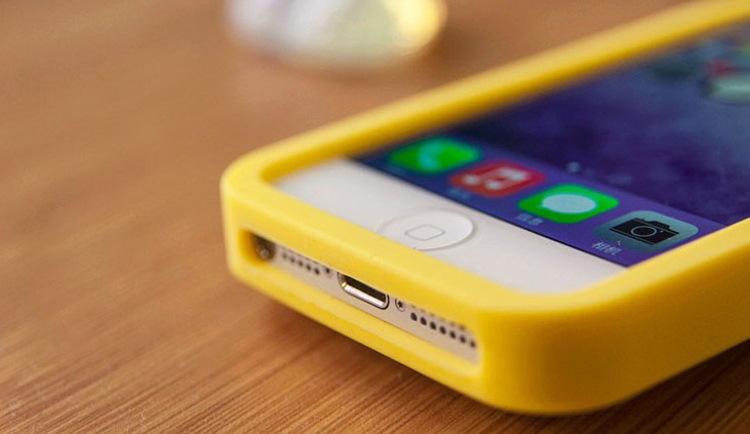 【硅胶小鹿萌立体小米5S长颈鹿手机壳苹果3手安卓百度输入法搜狗输入法图片