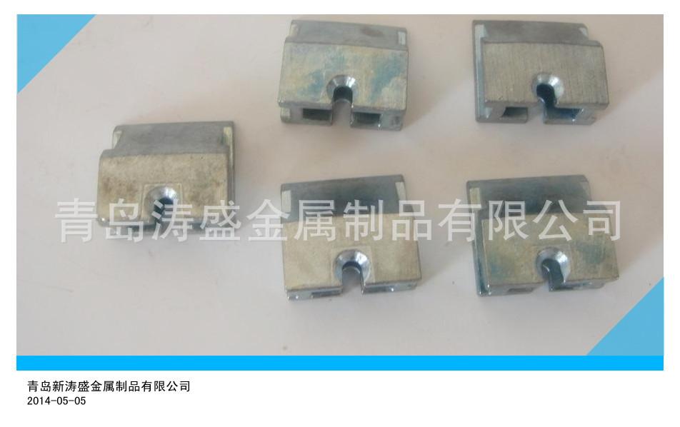 锌合金压铸件,锌合金锁芯,锌合金锁舌,锁具配件