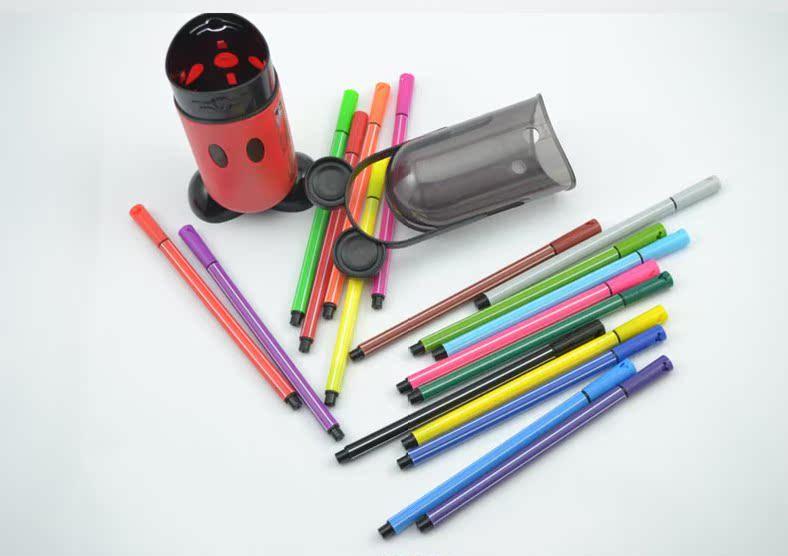 【真彩迪士尼2800洗水可米奇彩笔儿童绘画彩坑爹游戏攻略22图片