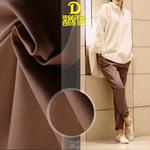 【企业集采】碳磨厚细斜弹力A0713 多色可选 休闲裤面料批发2014