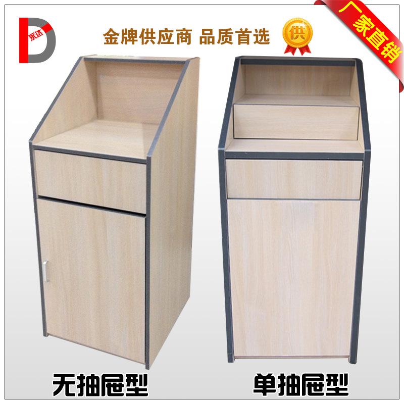 Corner Trash Bin Cabinet Restaurant Trash Can Cabinet Beige Square Plastic Trash  Can