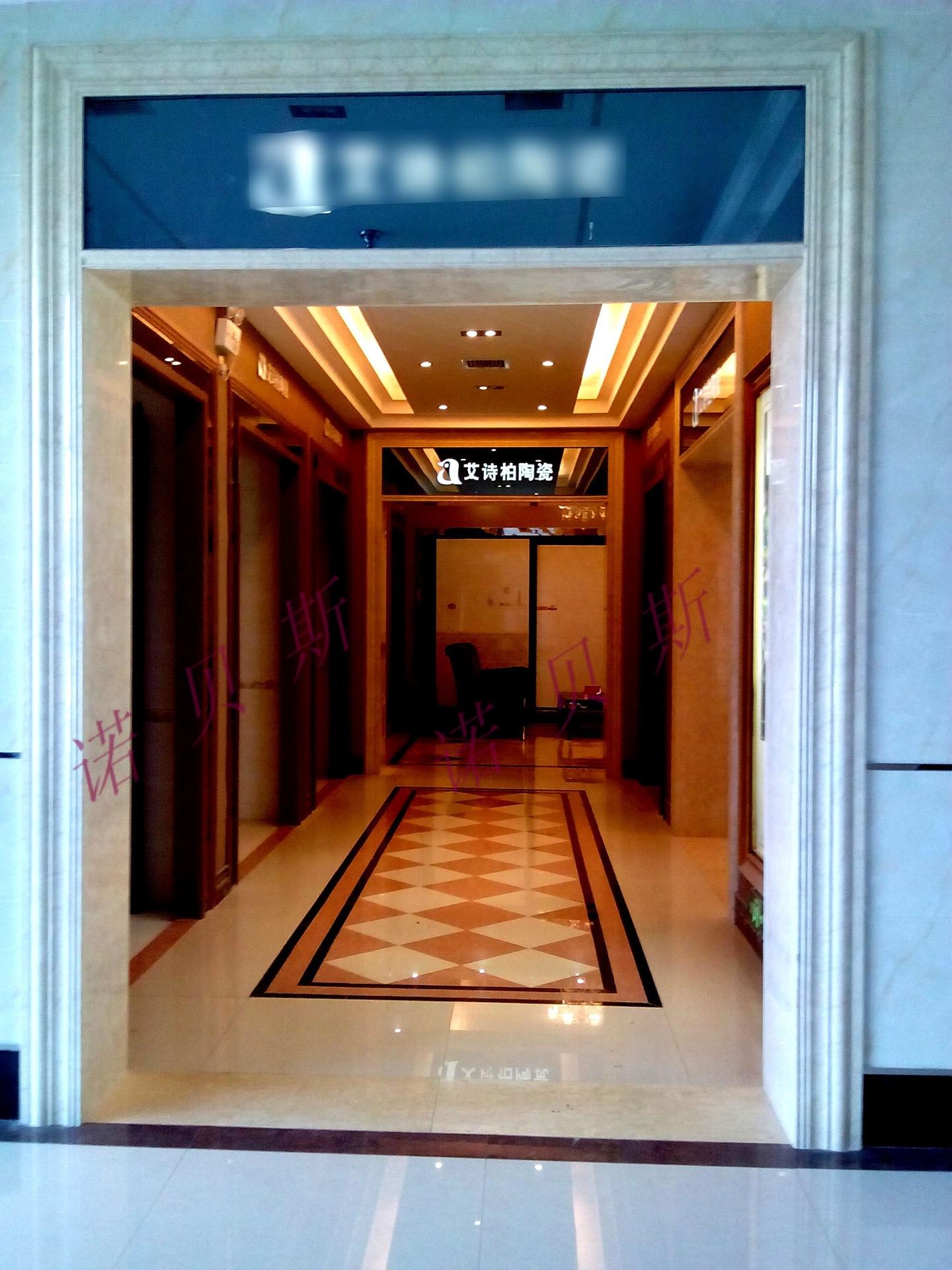 品质保证瓷砖背景墙角线窗套欧式装饰线条门边线爵士白装修建材
