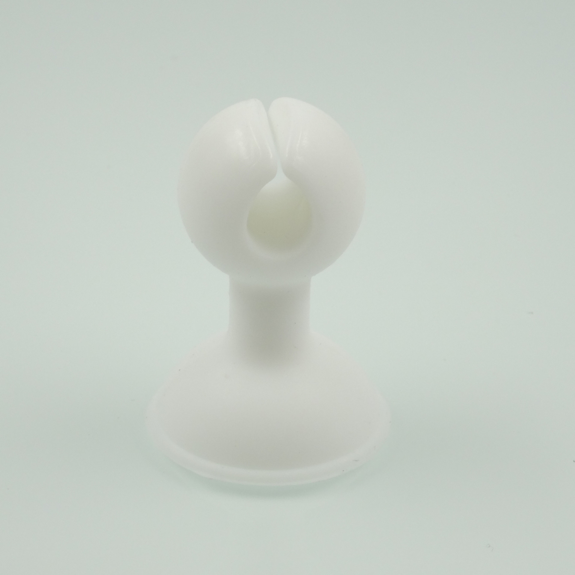 Đế đỡ bằng silicon hình kẹp tròn