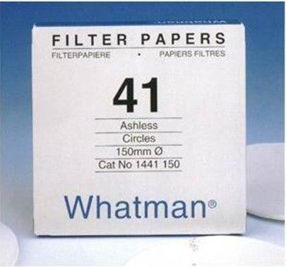 Whatman10300120Grade 589/2定量滤纸 589/2 WHTRIB 240MM 100/PK | whatman (沃特曼)