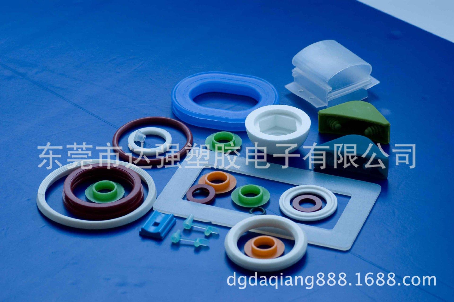 硅胶制品加工厂家/硅胶模压杂件/密封圈