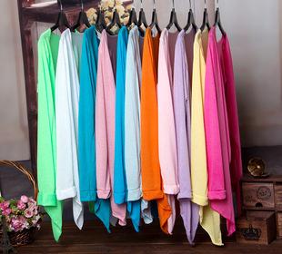 Korea new women long sleeve sun shirt air-conditioned shirt sun protection clothing cardigan manufacturers spot wholesal