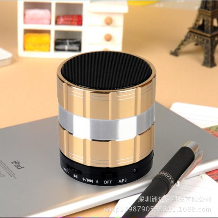 新款 S26蓝牙音箱 便携插卡小音箱 创意迷你无线音响 带通话收音