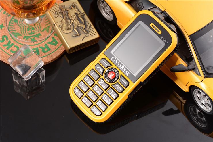 批发金刚A6,个性功能手机,4000毫安长动力,户外专用,大