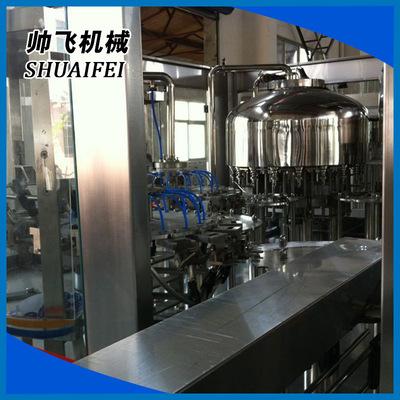 3000瓶装水灌装设备 纯净水灌装机