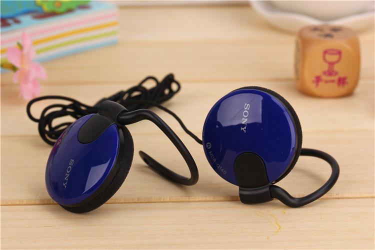【批发 索尼Q140耳挂式耳机 布线好音质 手机