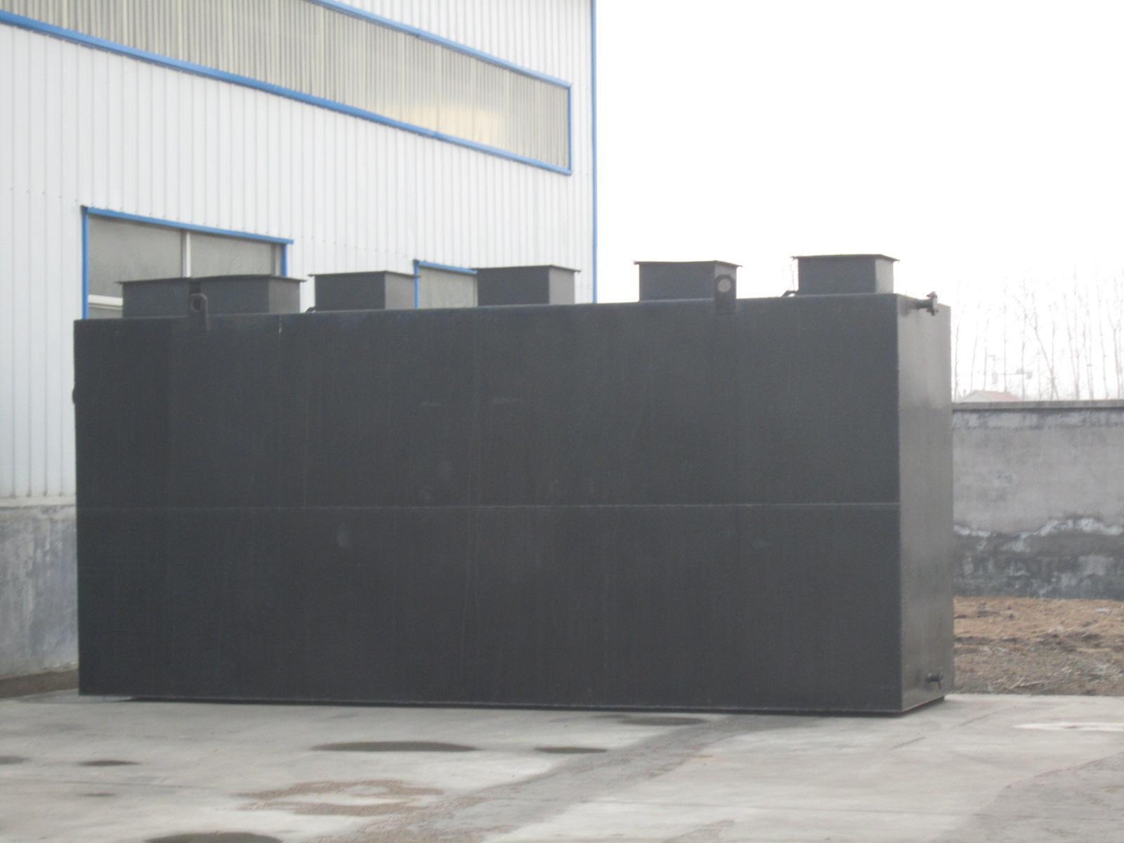 湖南长沙小型污水处理设备、小型污水处理设备生产厂家