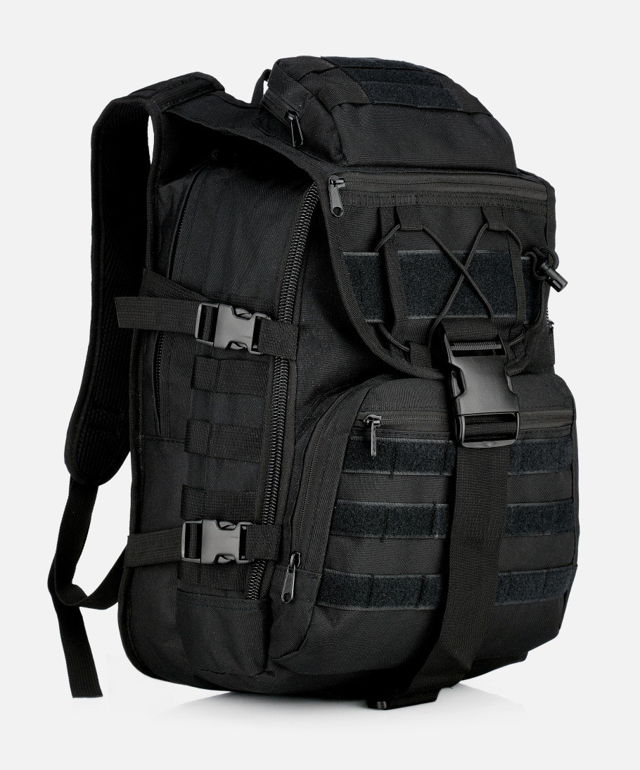 MacGyver X7 / X-7 tactical military fans backpack computer backp