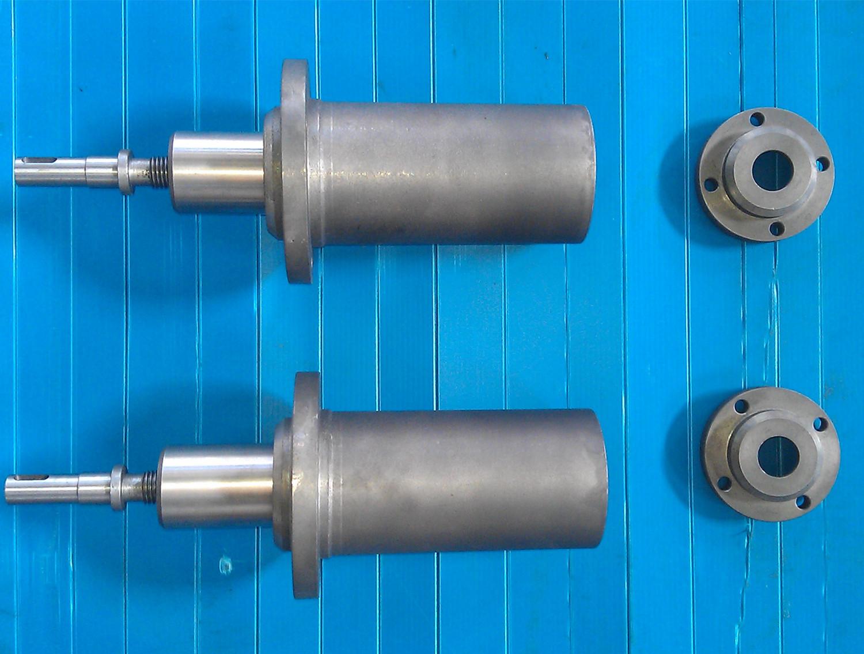 砂光机输送床升降导套/导柱导套/锯床配件/木工机械配件/17