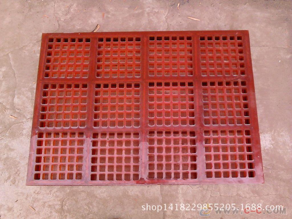 供应筛板 聚氨酯筛板 橡胶筛板 各种规格橡胶筛网生产定做