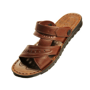 New men's sandals men's sandals wander stall Vietnamese rubber shoes, sandals and slippers send recordings