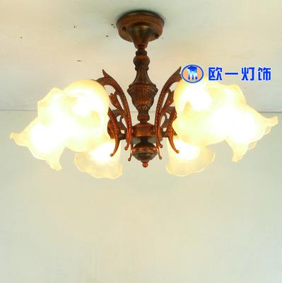 欧式吸顶灯现代简约水晶灯客厅灯