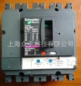 施耐德NSX630N Mic2.3 630A 3P 壳架电流630A固定式安装