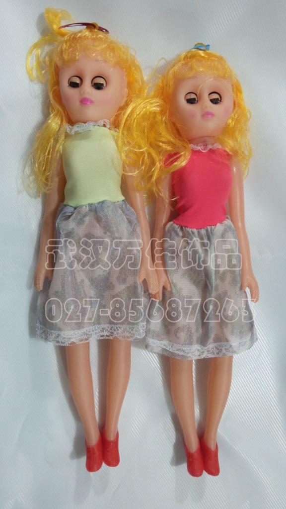 仿真芭比娃娃 时尚手工串珠配件手武汉万佳串珠 (图)