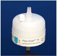 英国Whatman2804TCPolycap TF囊式过滤器POLYCAP 150 1.0 PTFE 5/PK G/G