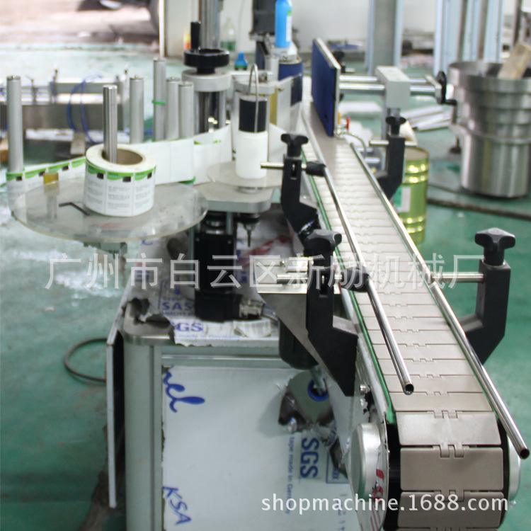 【广州全自动贴标机 圆瓶不干胶贴标机 贴标签