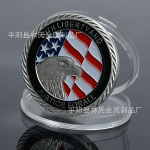 Iron Horse popular Panda coins medals in 58 countries commemorative coins commemorative coins Fashion medals