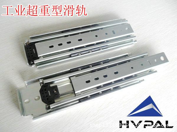 重型滑轨重型导轨重型三节轨重型工业滑轨加工定制图片