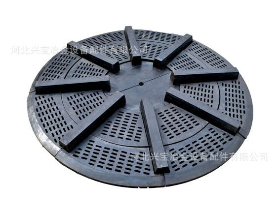 生产供应混合机衬板及原料料仓球磨机衬板橡胶板