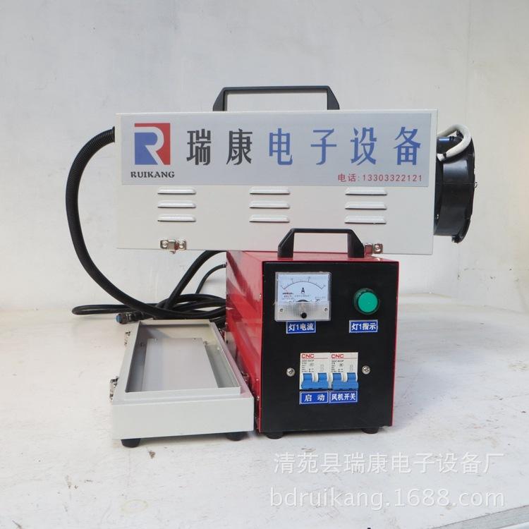 橱柜大理石 UV光固机  地板 UV固化机 批发 便携式  瑞康电子