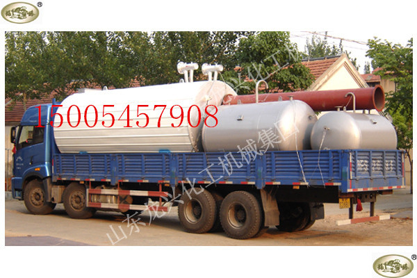 120万大卡卧式燃油(气)导热油炉 15005457908