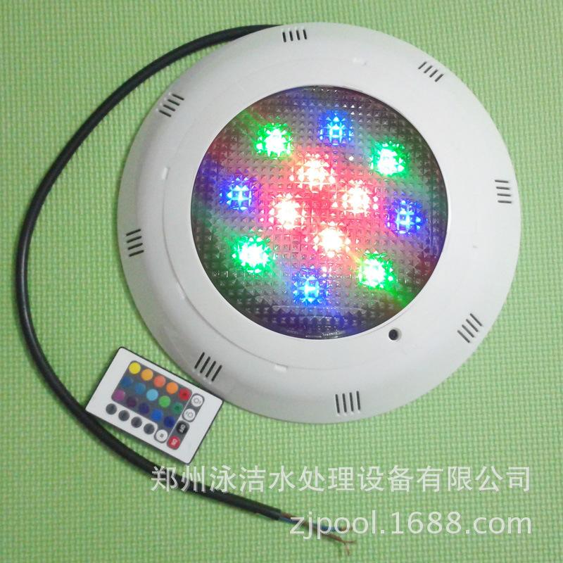 游泳池不锈钢水下灯YJ-F048卤素灯灯泡