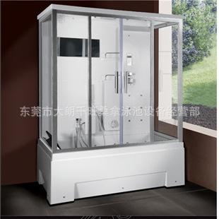 蒸汽房 电脑蒸汽淋浴房洗浴蒸汽按摩浴室房 带接摩系统